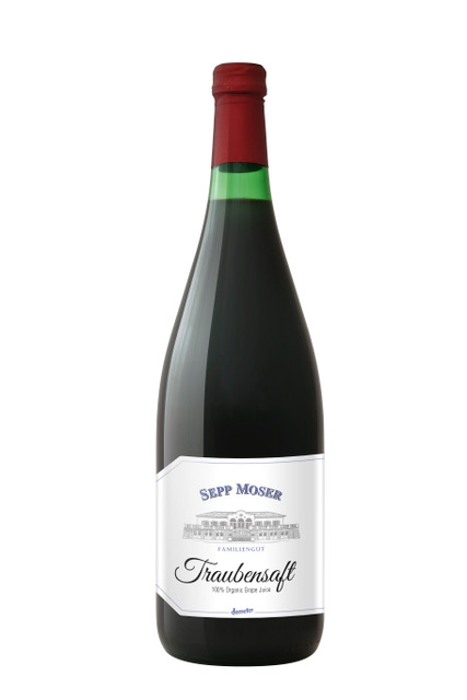 Zweigelt Traubensaft (Grape Juice)', Sepp Moser, 1000 ml