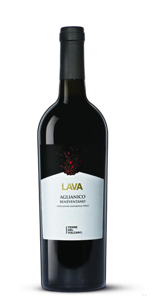 Beneventano Aglianico IGT'15, Lava, 750 ml