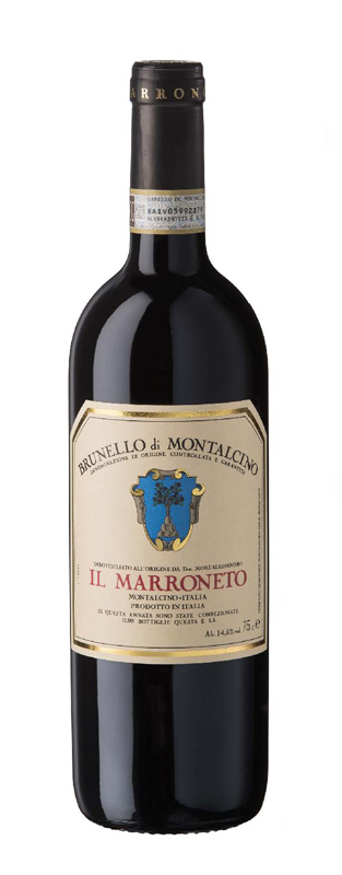 Brunello di Montalcino DOCG il Marroneto'09, Il Marroneto, 750 ml