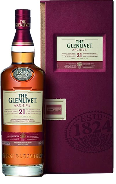 Glenlivet Archive 21 Years Old' 700 ml